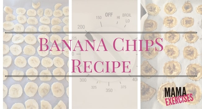 Best Ever Banana Chips Recipe - Quick and Easy Healthy Snack Idea