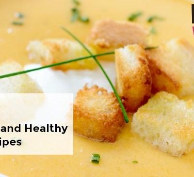 10 Yummy Soup Recipes