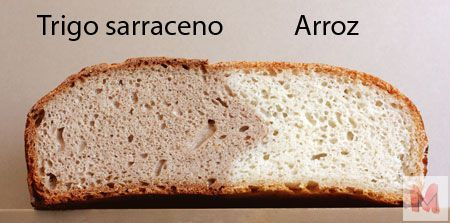 miga-bicolor Esponjosidad y harinas integrales