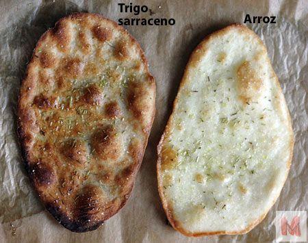 pizzas Esponjosidad y harinas integrales