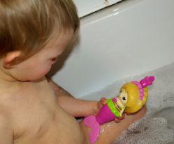 Georgie and the mermaid
