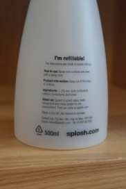 I'm refillable!