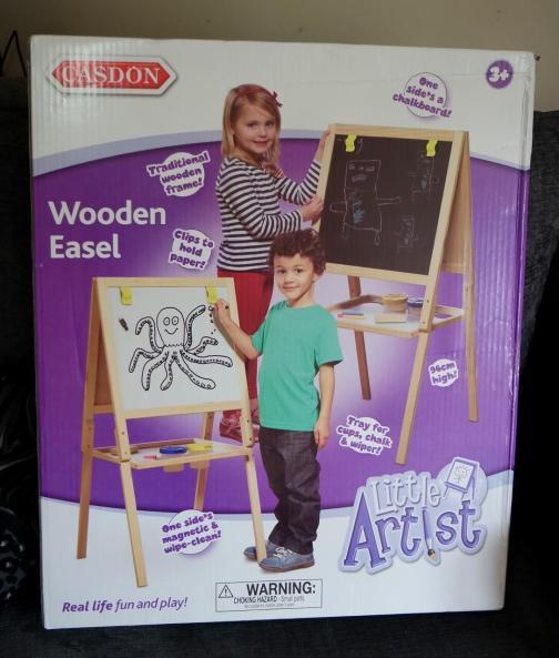Casdon Wooden Easel