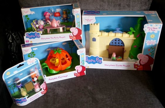 Peppa Pig Once Upon a Time range