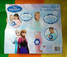 Frozen Disney Colour Change Bag