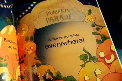 pumpkins pumpkins everywhere!