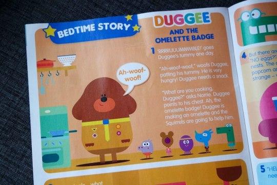 Hey Duggee Magazine