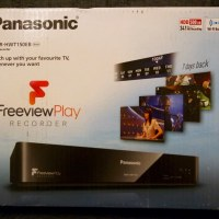 Review: Panasonic HDD Recorder with Freeview Play (DMR-HWT150EB)