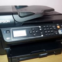 Review: Epson WorkForce WF-2750DWF 4-in-1 Colour Inkjet Printer