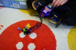 LEGO Batgirl Batjet Chase