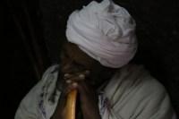 Priest in Lalibela