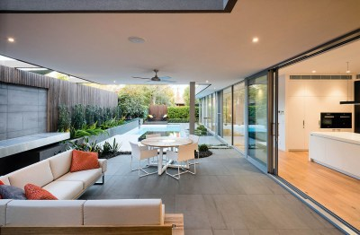 Private residence by COS Design, Melbourne