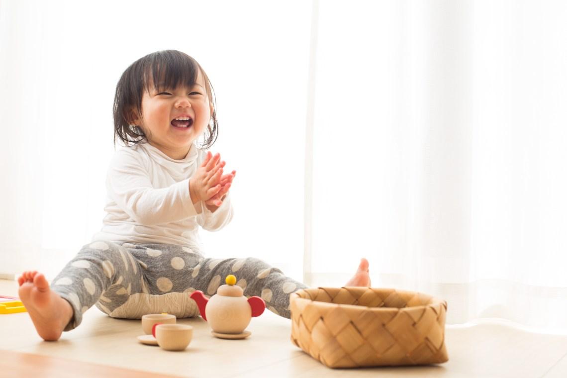 幼兒是怎麼「遊戲」?| MAMAGREENIA媽媽跟妳的教育空間