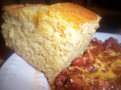 Sweet Golden Cornbread