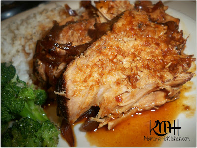 Easy Slow-Cooked Pork Roast