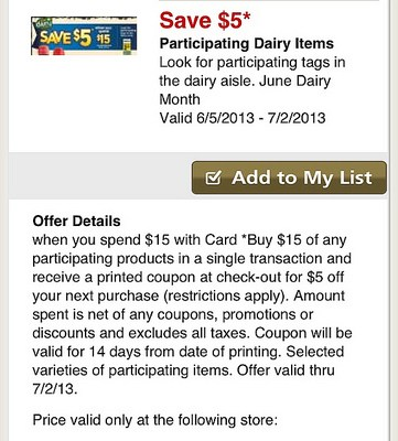 Everyday Dairy for Summertime Fun with Safeway Savings!