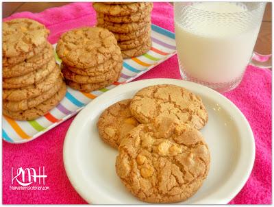 Delicious Butterscotch Cookies