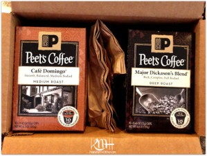 Peet's Coffee now comes in Single Cups! #PeetsSingleCups