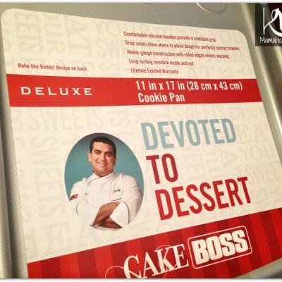 Bake Like A Boss with Cake Boss and Michaels!