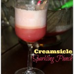 Holiday Fun with Popsicle® – Creamsicle Sparkling Cider!