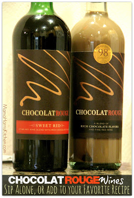 Say #Cheers2Chocolate with ChocolatRouge this Holiday Season!