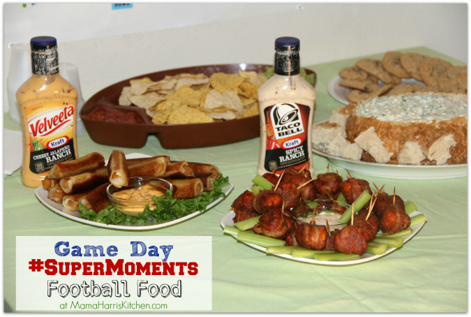 #ad Tyson #SuperMoments Game Day Football Food #cbias 3