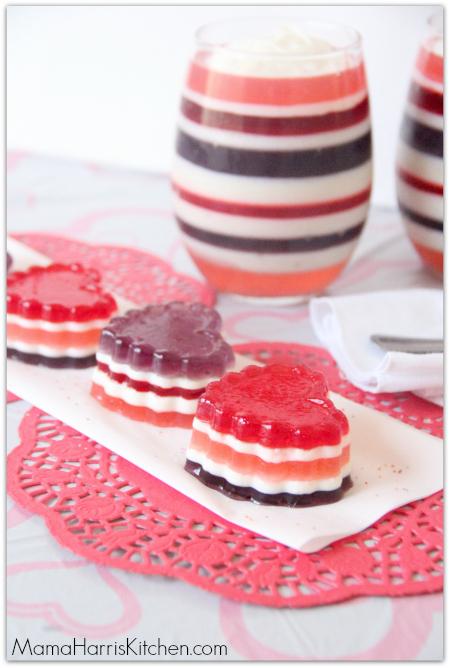 Valentine's Day Jell-O