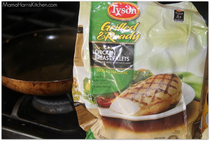 Healthy Chicken Enchilada Bowl