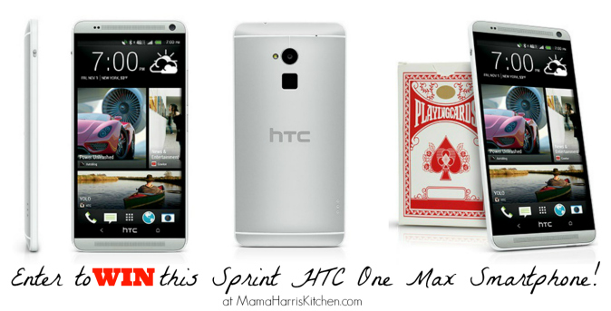 Sprint HTC One Max Smartphone