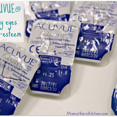 How ACUVUE® Saved My Eyes & My Self-Esteem