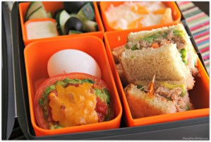 Fun Back to School Lunches + the #PowerYourLunchbox Pledge & Contest!