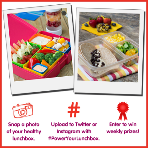 power your lunchbox contest