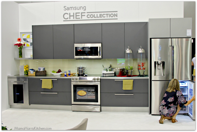 Exceptionnel Samsung Chef Collection #MasterYourHome