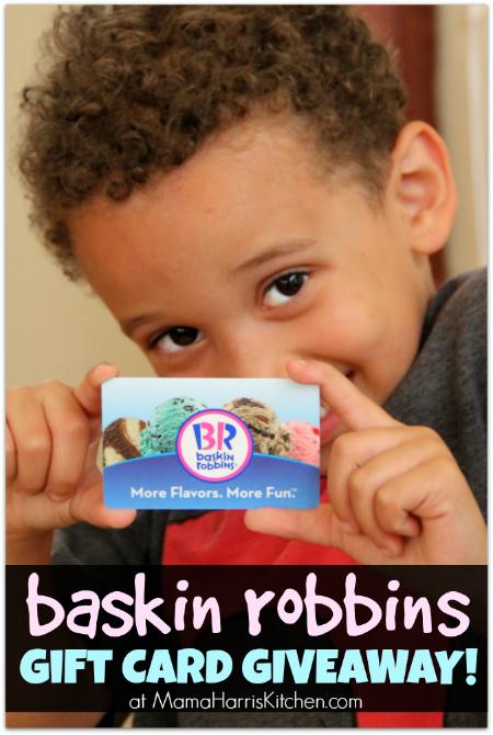 September Flavors at Baskin Robbins - Mama Harris' Kitchen