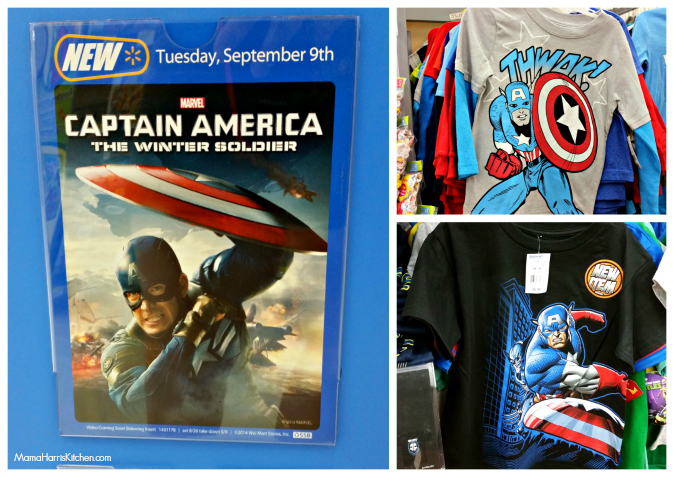 captain america winter soldier walmart