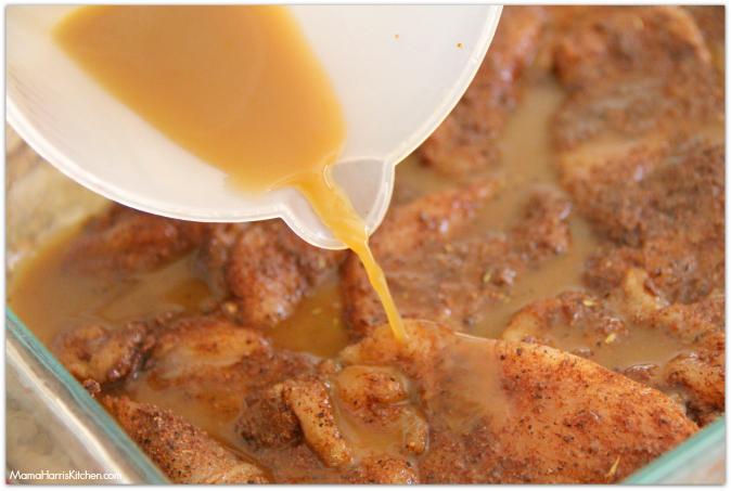jerk chicken marinade and seasoning