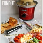 Holiday Entertaining with Cheese Fondue