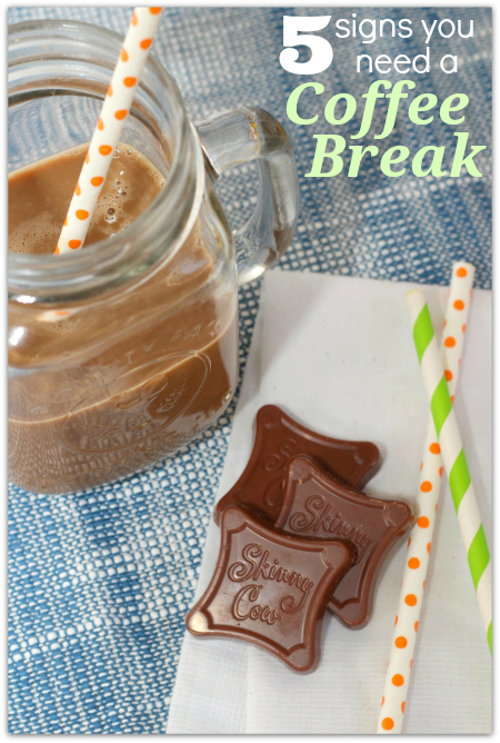 5 Signs you need a coffee break #BacktoBalance #ad #cbias - Mama Harris' Kitchen