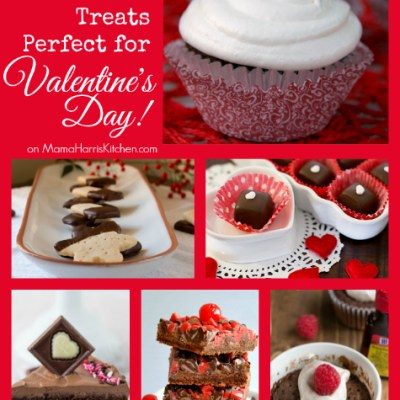 14 Easy Chocolate Treats that are Perfect for Valentine's Day!