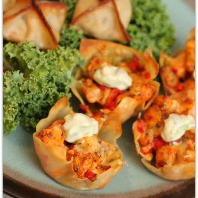Quick Recipe Ideas: Finger Foods for Dinner