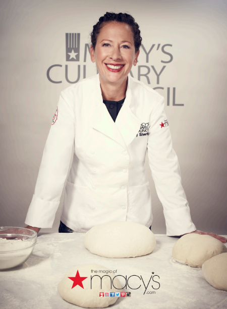 Macy's Culinary Council Nancy Silverton San Francisco Union Square