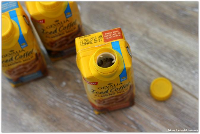 Gevalia Iced Coffee with Almond Milk - a Delicious Summer Treat! #GevaliaIcedCoffee #IC #ad - Mama Harris' Kitchen