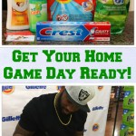 Get Your Home Game Day Ready! {GIVEAWAY}