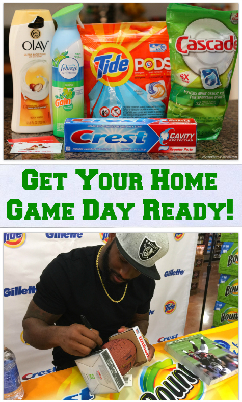 Get Your Home Game Day Ready! AD | Mama Harris' Kitchen