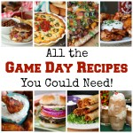 All the Game Day Recipes You Could Need!