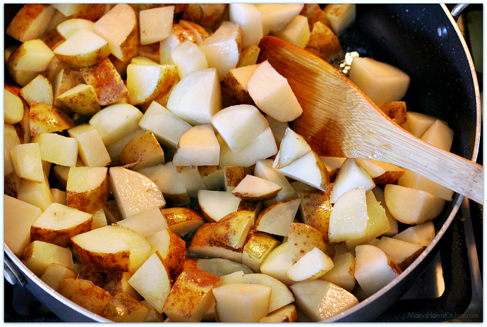 loaded breakfast potatoes   Mama Harris' Kitchen