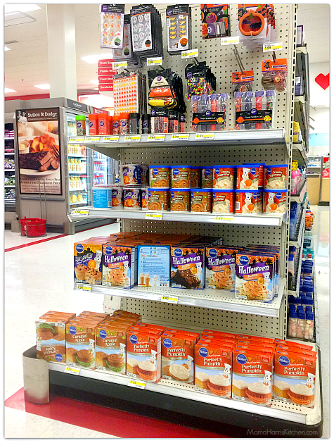 Pillsbury Fall Flavors Baking Mixes at Target