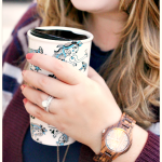 Get Cute and Cozy this Winter with JORD Wood Watches {GIVEAWAY}