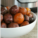 Herb Roasted Instant Pot Potatoes