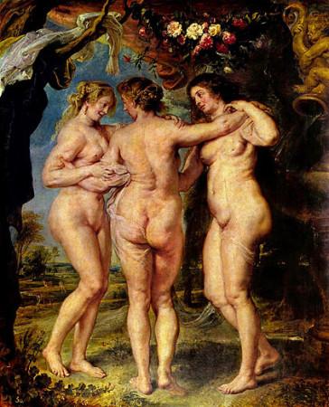 Peter Paul Rubens: Die Drei Grazien
